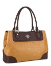 Сумка ELEGANZZA ZM - 35688 orange/brown